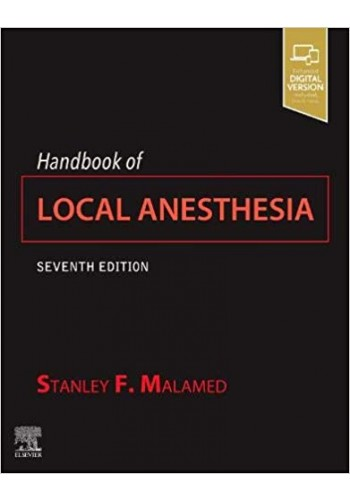 Malamed's Handbook of Local Anesthesia (2020)